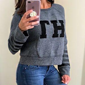 Tommy Hilfiger Sport Cropped Sweatshirt